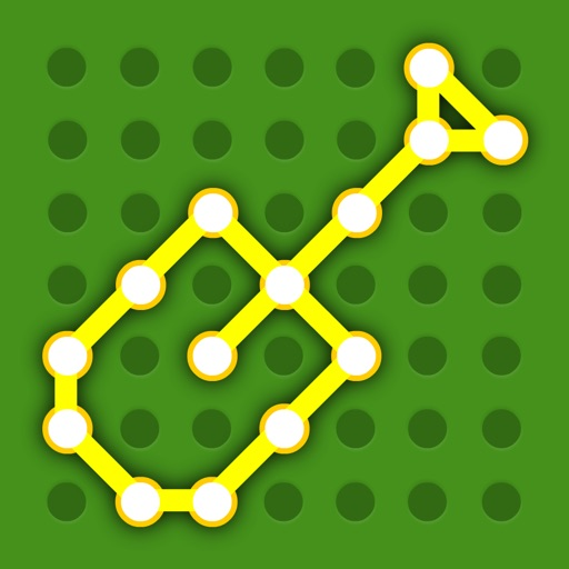 Crazy Miner - Puzzle Line Icon