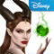 App Icon for Maleficent Free Fall App in Pakistan IOS App Store