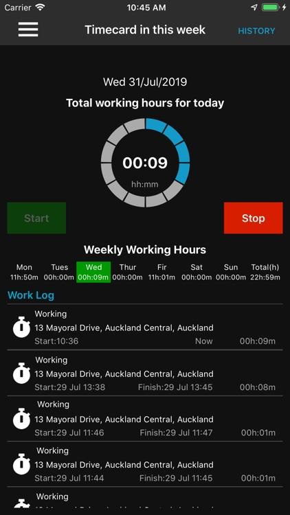 TrackIt NZ screenshot-5