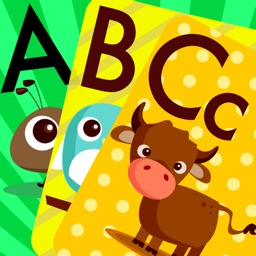 abc First Step - Letters & Sounds for iPad