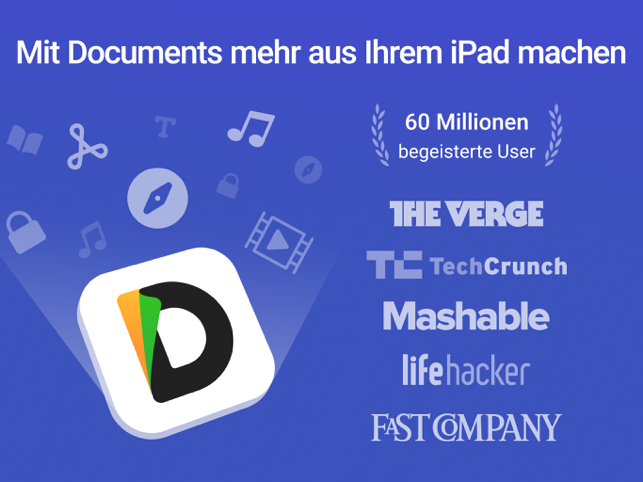 ‎Documents von Readdle Screenshot