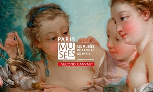Paris Musées Second Canvas
