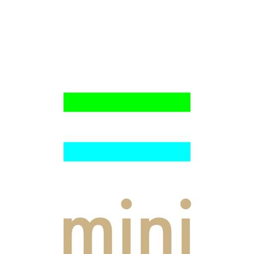 = mini