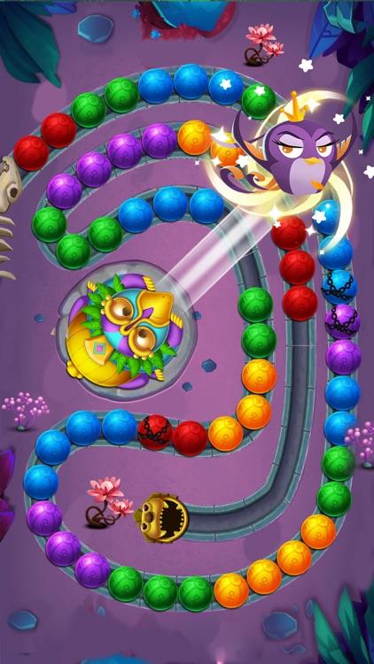 Bubble Shooter - Jungle Dash