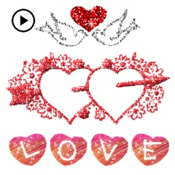 Animated Sweet Love Sticker