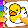 Baby Coloring book for Kids 3y - iPadアプリ