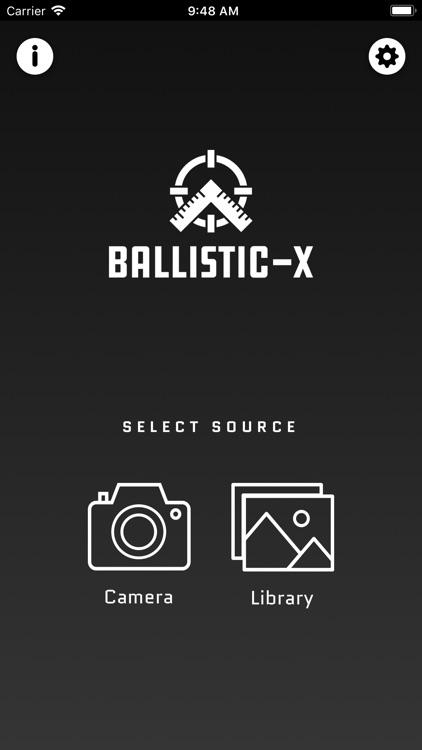 Ballistic X