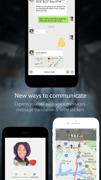 Screenshot for WeChat in United States App Store