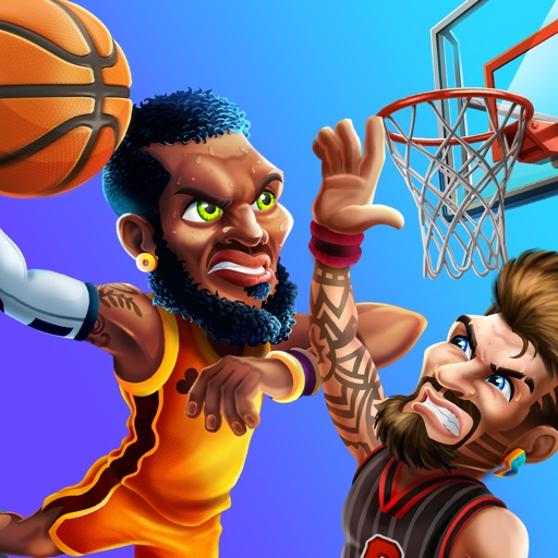 Basketball Arena free software for iPhone and iPad