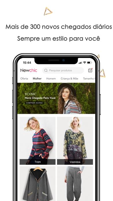 Baixar Newchic-Moda Compras online para Android