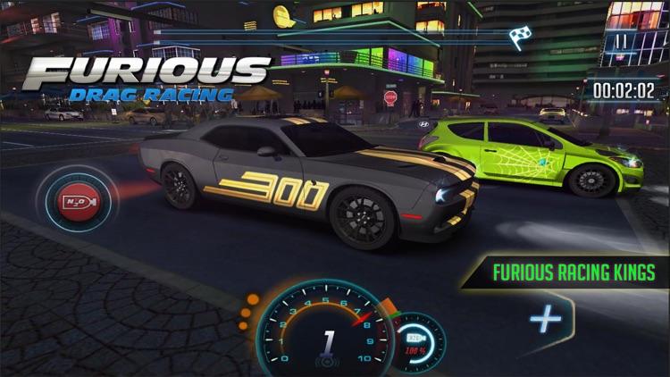 Furious 8 Drag Racing screenshot-5