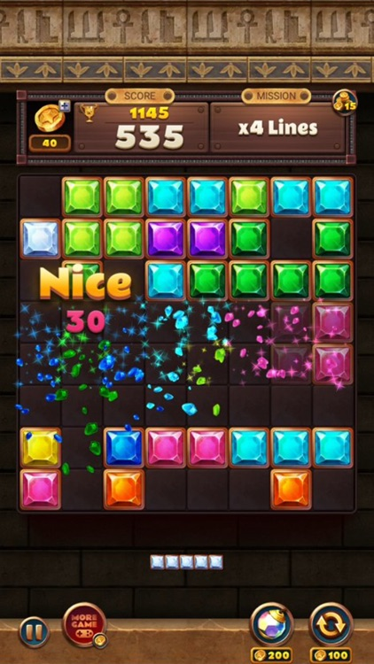 Jewels Block Puzzle Master