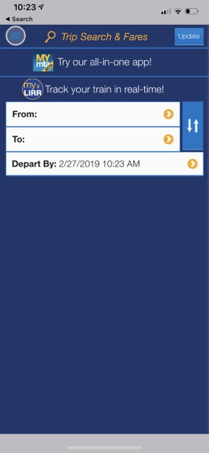 LIRR TrainTime on the App Store