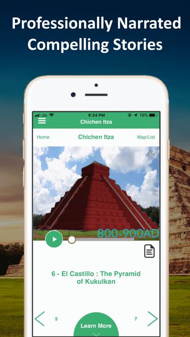 Chichen Itza Tour Guide Cancun Screenshot