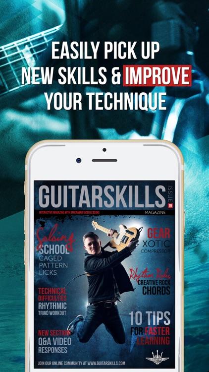 AA Guitar Skills Magazine