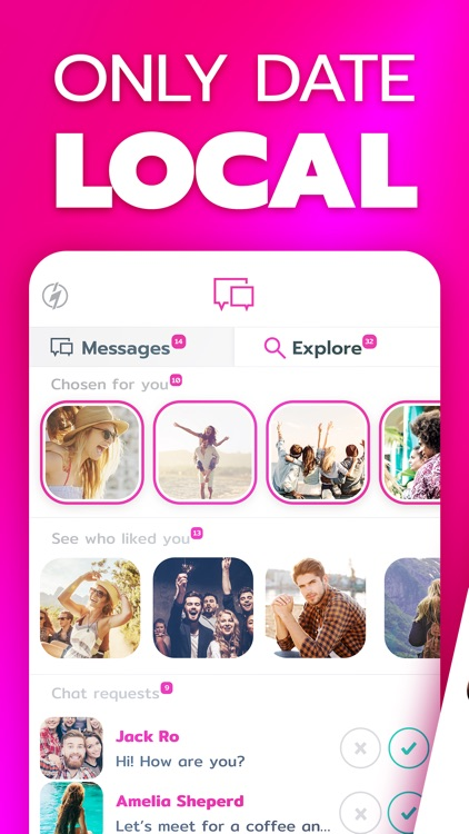 ZIZLE Dating Chat, Match, Date screenshot-3