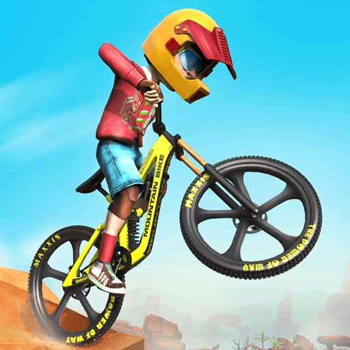 Dirt Bike Hill Racing Game