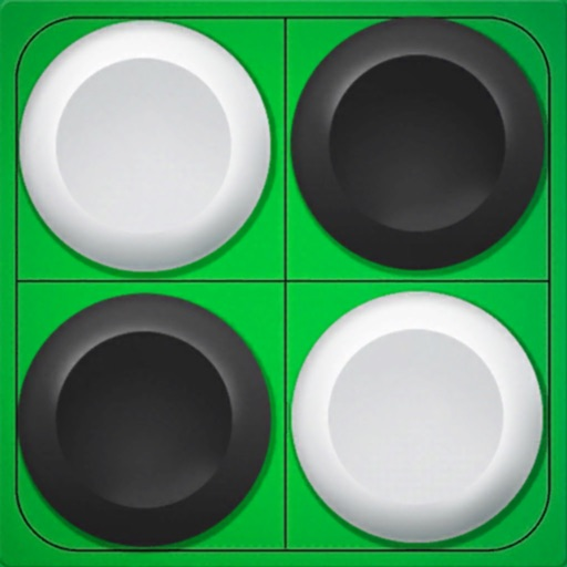 King of the game Reversi