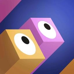 2 Eyes - the maze runner game