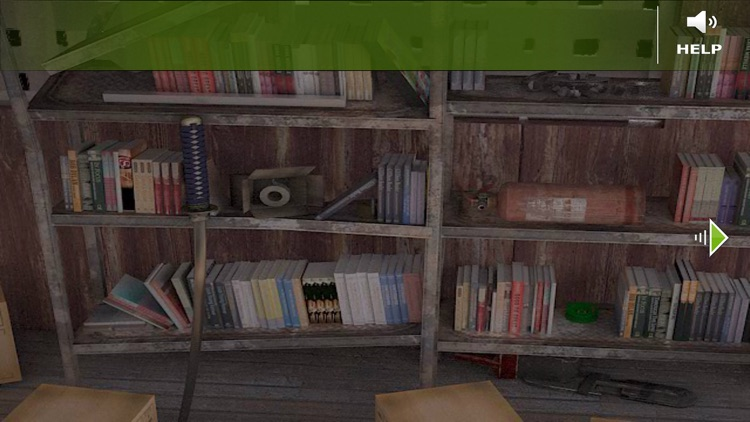 Abandoned Attic Escape screenshot-4