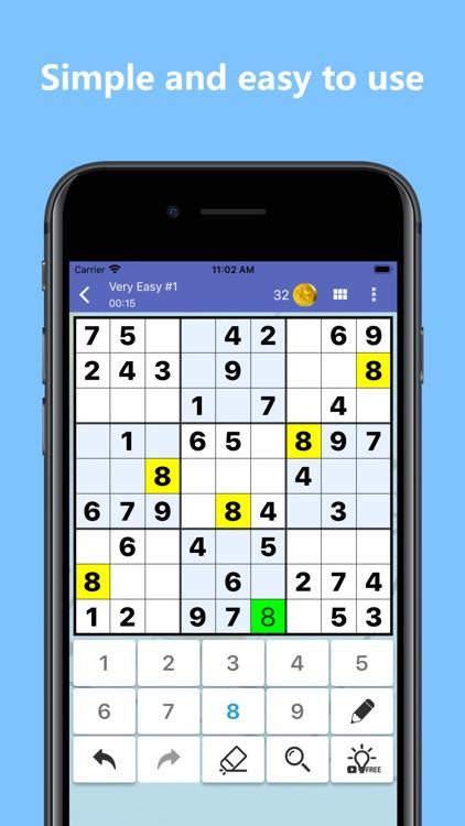 Sudoku - Logic puzzle game screenshot-0