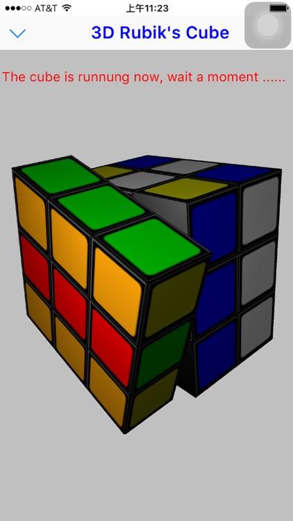 3D Magical Cube