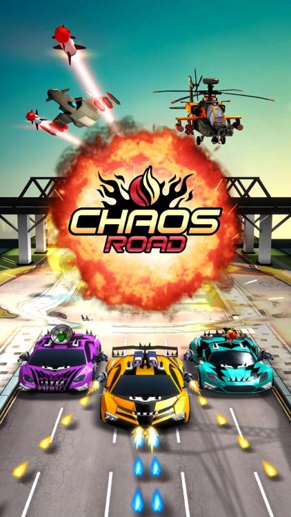 Chaos Road - Combat Racing screenshot-5