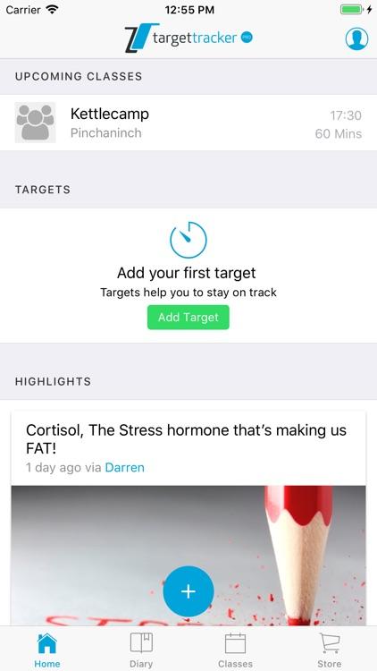 Target Tracker Pro