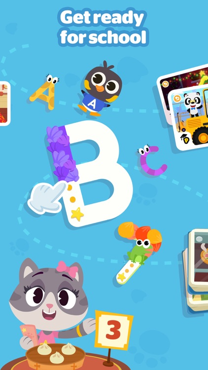 Dr. Panda - Learn & Play screenshot-3