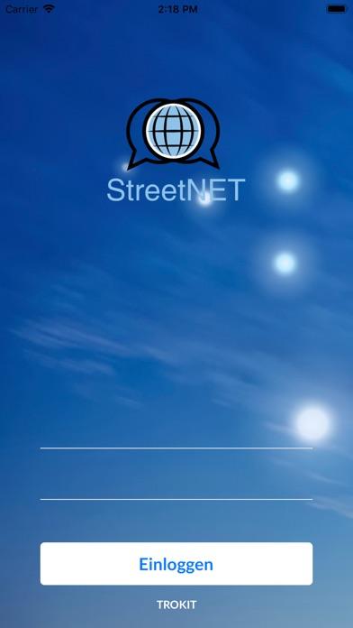 Screenshot #4 for StreetNET