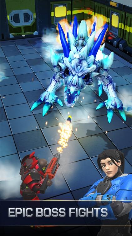 Spacelanders: Space Shooter screenshot-5