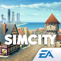 Ícone do app SimCity BuildIt