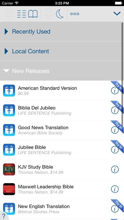 New Spirit Filled Life Bible screenshot-3