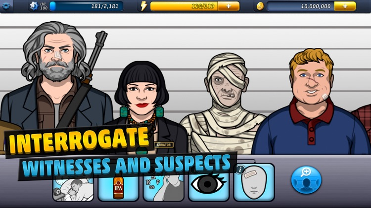 Criminal Case: Supernatural
