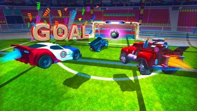توربو سيارات دوري كرة القدملقطة شاشة3