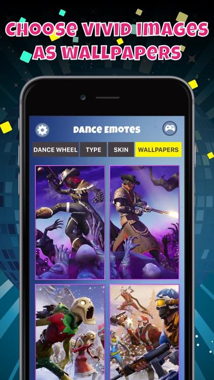 Fort-for-nite Emotes Challenge screenshot-7