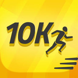 Ícone do app 10K Runner, Couch to 10K Run