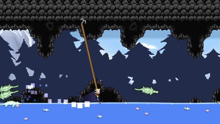 Super QuickHook (GameClub) screenshot-4