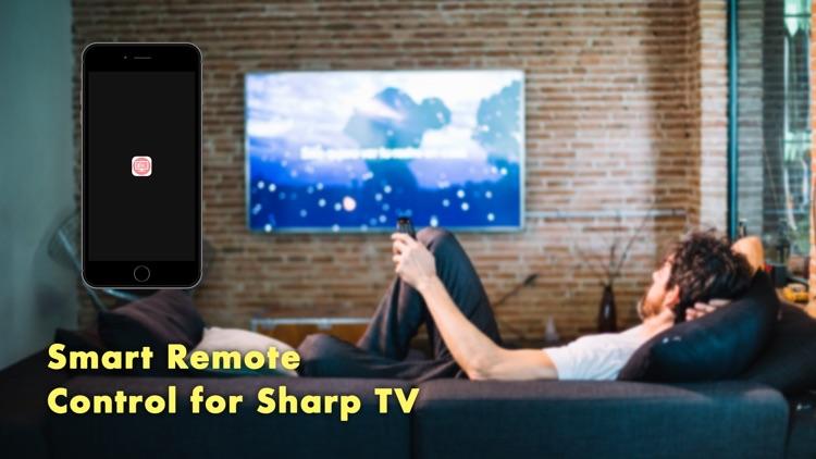 Smart Remote for Sharp TV PRO screenshot-3