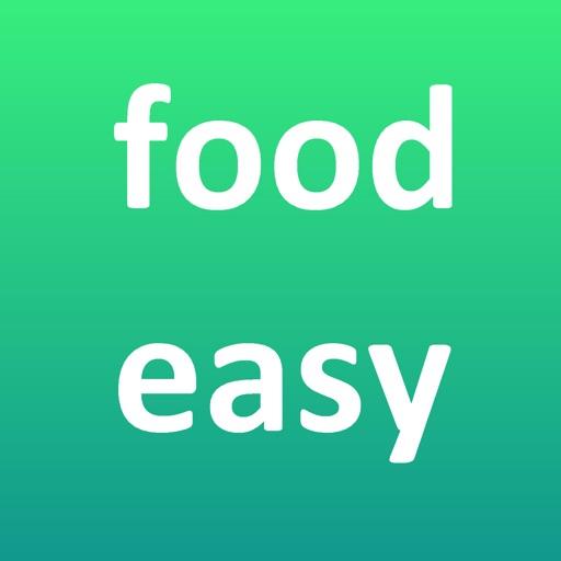 Food Easy: Restaurants. Food.