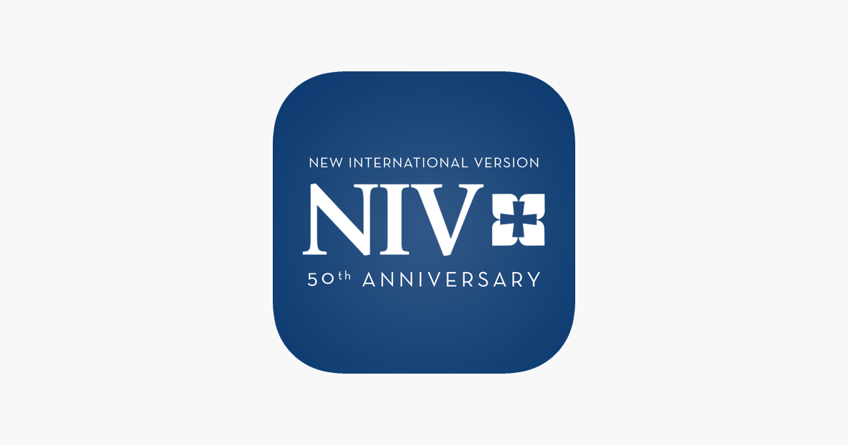 NIV 50th Anniversary Bible on the App Store