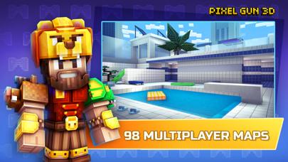 Pixel Gun 3D: FPS PvP シューティング ScreenShot7