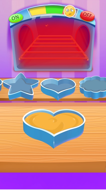 Cooking Cake: Baby Candy Chef screenshot-3