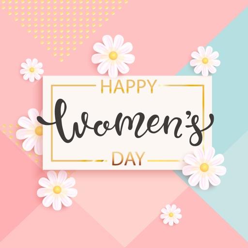Women's Day Feminism Stickers