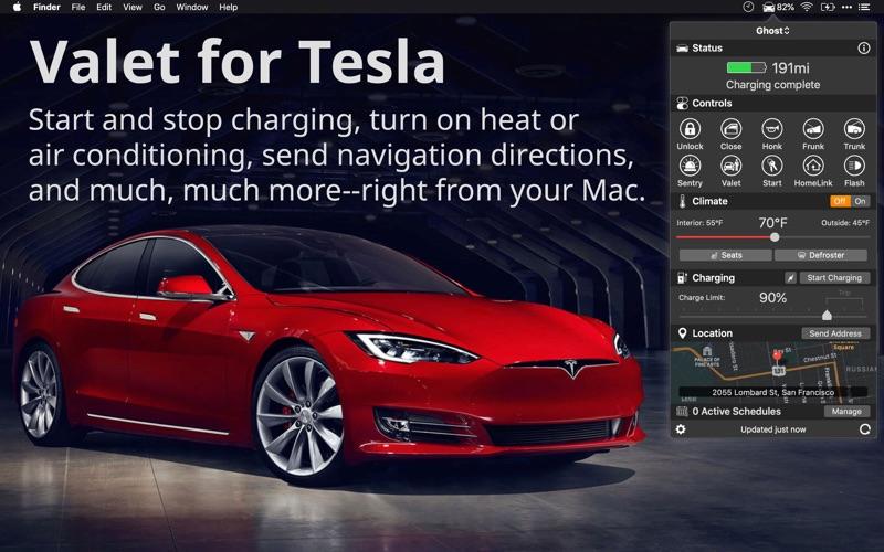 Valet - Car Control and Viewer скриншот программы 1
