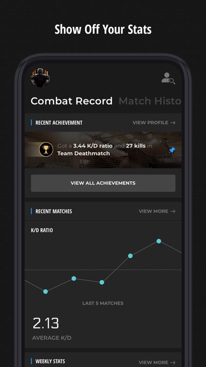 Call of Duty Companion App screenshot-3