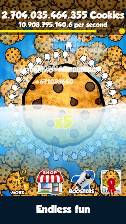 Cookie Clickers screenshot-3