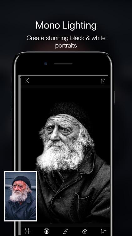 Phocus: Portrait mode editor