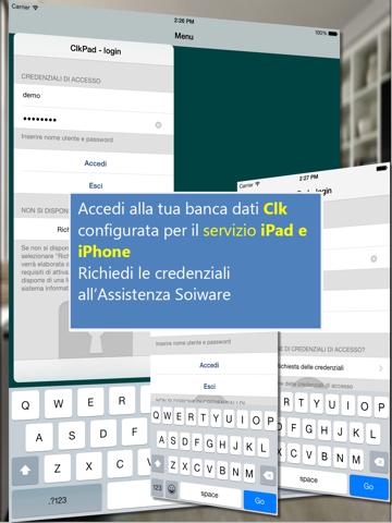 Screenshot of ClkPad