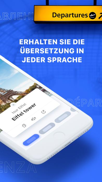 Screenshot for Triplens: Bildübersetzer in Germany App Store